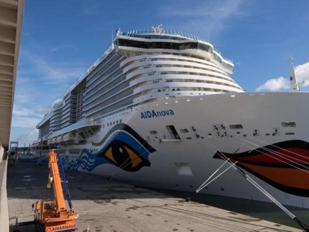 Kreuzschifffahrt: Aida will 2021 zweites LNG-Schiff in Betrieb nehmen