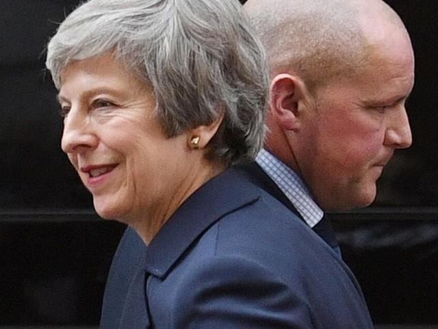 May: Britisches Kabinett billigt Entwurf für Brexit-Abkommen mit EU