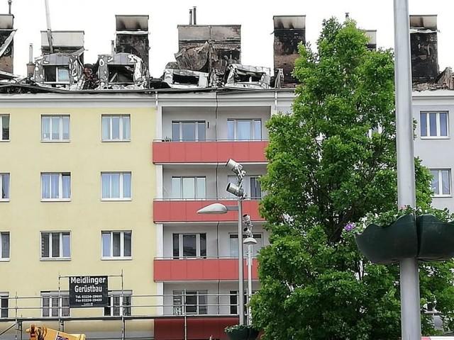 Brand in Simmering: Soforthilfe für Bewohner zugesagt