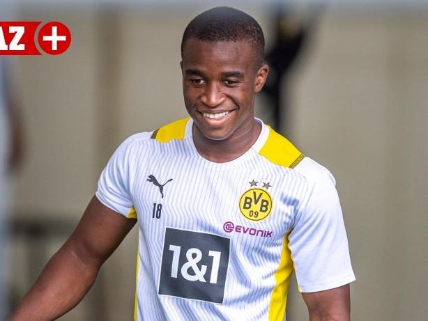 Borussia Dortmund: BVB: Wie Helene Fischer Youssoufa Moukoko geholfen hat