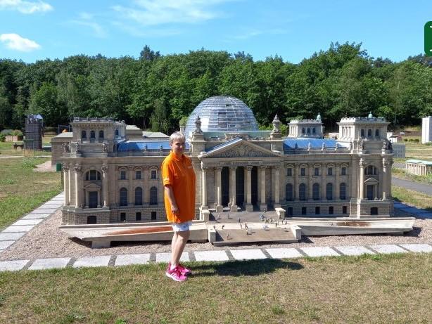 Berliner Museen: Modellpark Wuhlheide: Berlin und das Umland im Kleinformat