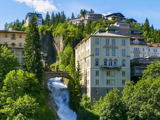 Weekender Bad Gastein: Wie Alpen mit Meer
