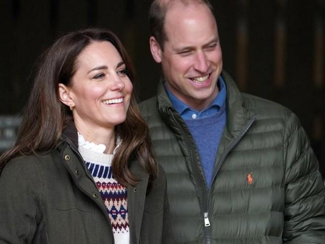 """""""Kein Wunder, dass Kate immer lächelt"""": William-Foto bringt Fans zum Schwärmen"""