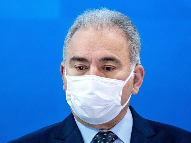 Gesundheitsminister von Brasilien während Dienstreise positiv getestet