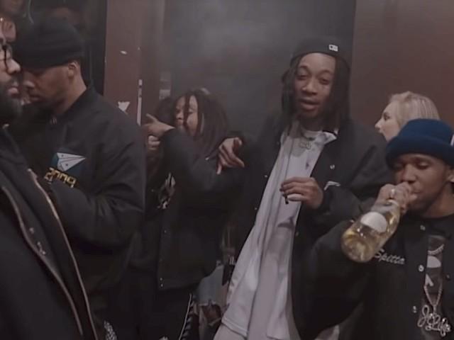 """Wiz Khalifa & Curren$y droppen Video zu """"The Life"""" aus """"2009"""""""