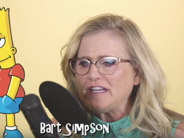 The Voice: Nancy Cartwright von den Simpsons
