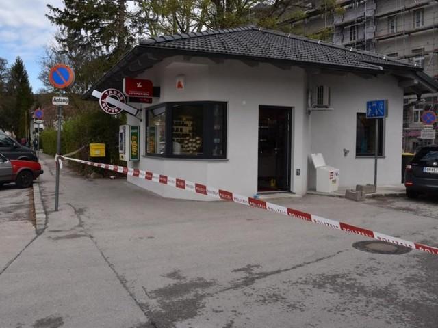 Nach missglücktem Trafik-Raub in NÖ läuft Suche nach Tätern