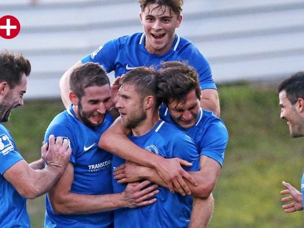 Fußball-Westfalenpokal: Germania Salchendorf: Gegen Rödinghausen achtbar geschlagen