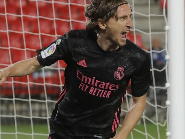 Real Madrid verlängert den Vertrag von Luka Modric