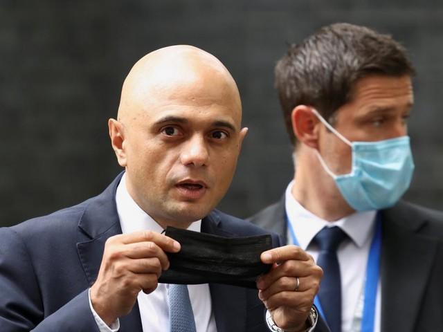Britischer Gesundheitsminister verärgert mit Äußerung über Corona