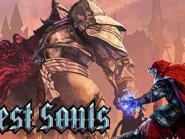 Eldest Souls: Boss-Rush-Soulslike für PC und Konsolen veröffentlicht