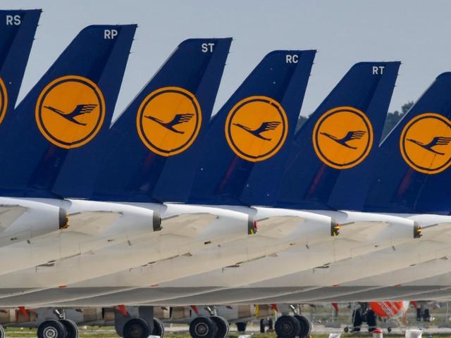 Jets am Boden: Wie Lufthansa geparkte Flugzeuge kontinuierlich reaktiviert