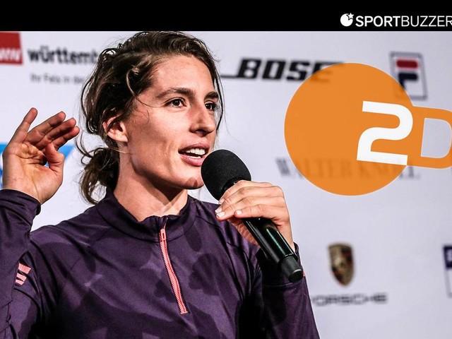 Andrea Petkovic: So gehe ich meinen Job als ZDF-Moderatorin an
