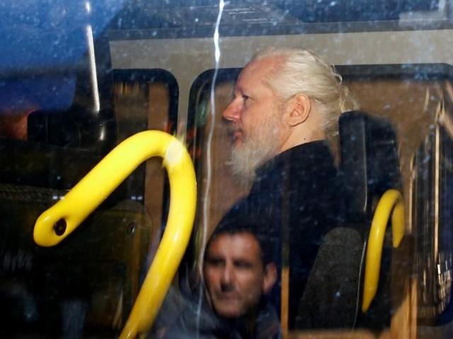 NachVerhaftung des WikiLeaks-Gründers: Daserwartet Julian Assange