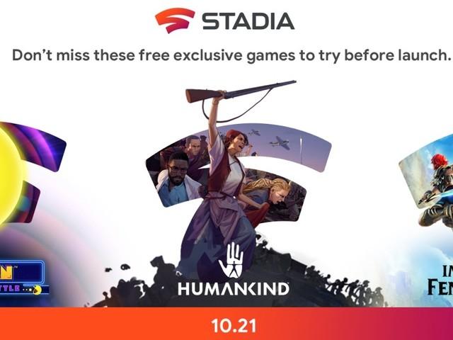 Stadia: Drei Tage voller Demos und mehr - Neues Pac-Man, Fallen-Order-Umsetzung und Hello Engineer angekündigt