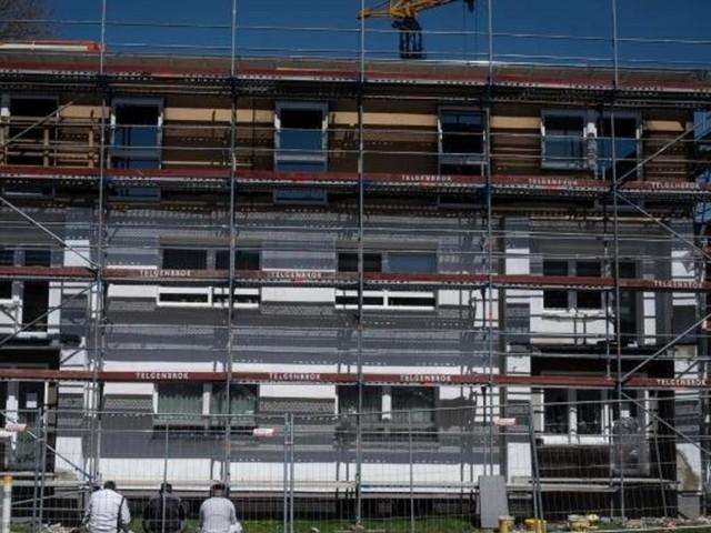 Hunderttausende genehmigte Wohnungen noch nicht fertig