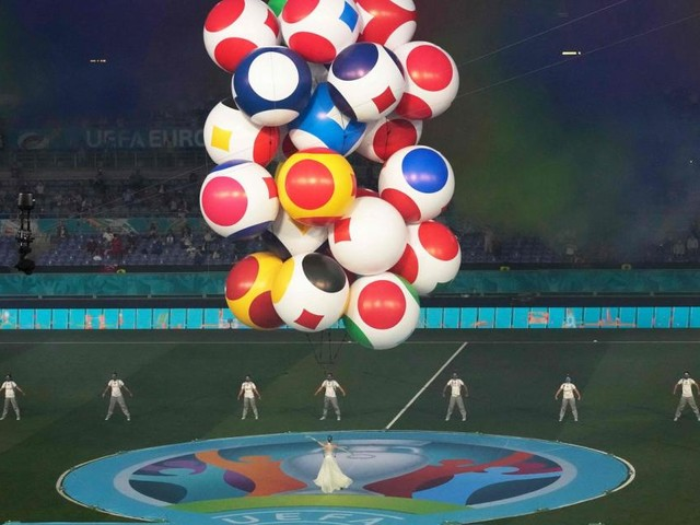 Fußball-EM: Diese Spiele warten heute auf Sie