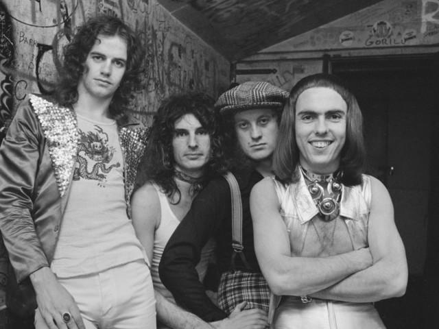 """Slade: """"Old New Borrowed And Blue"""" erscheint als Reissue-Album"""