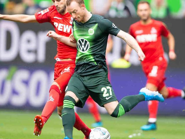 Terodde-Tor reicht nicht: Wolfsburg verdirbt die Kölner Bundesliga-Rückkehr