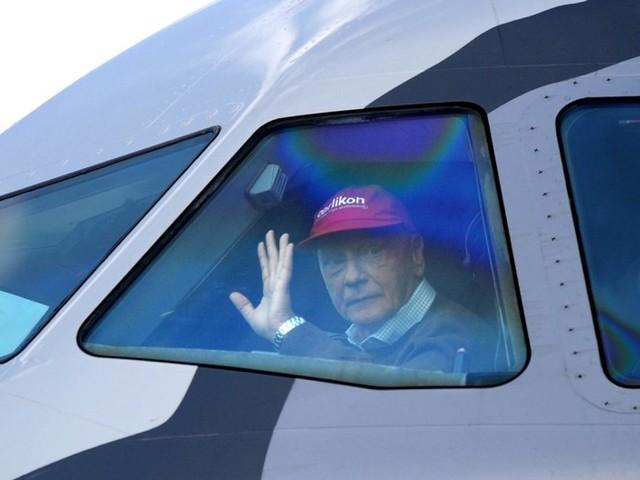 Airline Niki wird an Gründer Niki Lauda verkauft