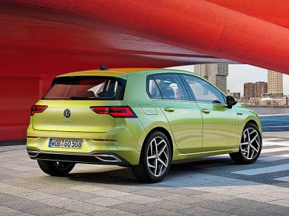 VW Golf 8 1.5 TSI: Leasing, Preis Neuer Golf 8 schon als Leasing-Angebot