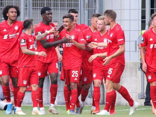 FC Bayern 2 reist mit Arp, aber ohne Profi-Trio nach Ingolstadt