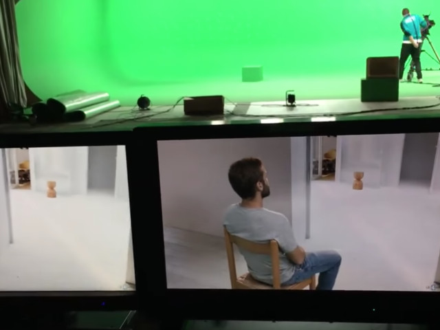 Faszination Greenscreen: Real-Time-Compositing in Hollywood