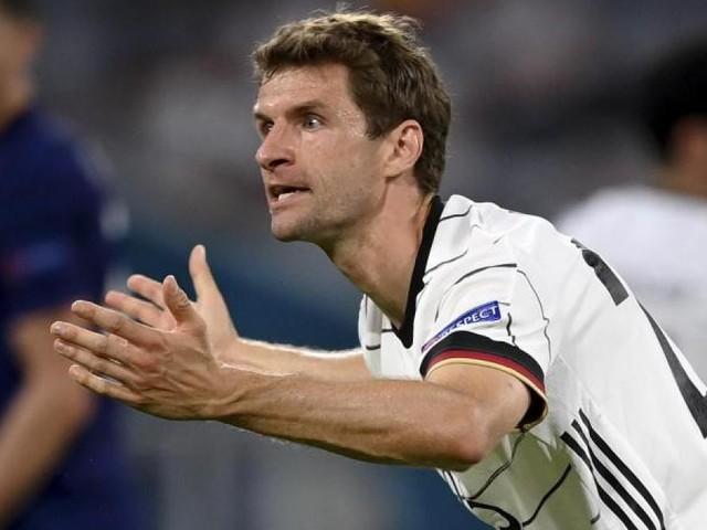 Thomas Müller fehlt möglicherweise im wichtigen Stresstest gegen Ungarn