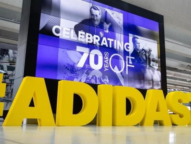 Kleines i machte Unterschied: Vor 70 Jahren wurde Adidas gegründet