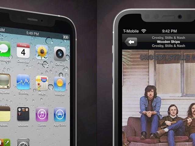 iOS 4: 18-jähriger Schüler baut altes iPhone-Interface komplett als App nach