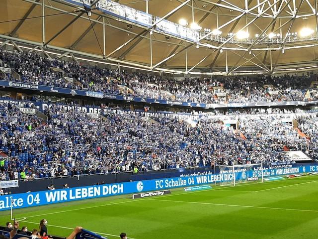 Schalke nur halbgut