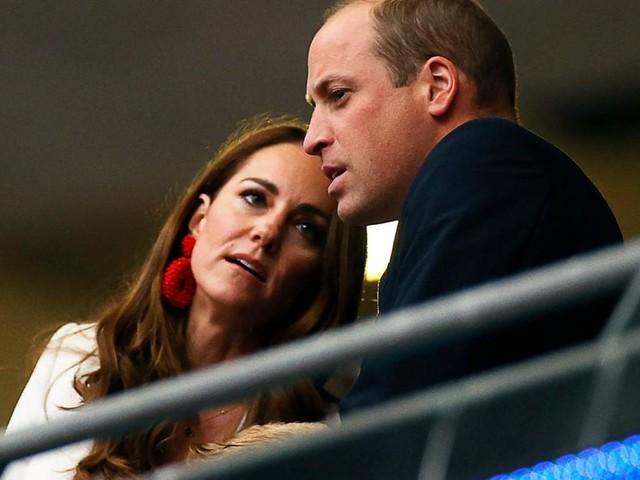 """Prinz William und Herzogin Kate """"in Gefahr"""""""