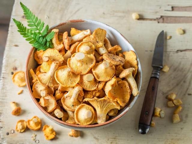 So gesund sind Pfifferlinge: Nährwerte, Zubereitungstipps & Rezepte
