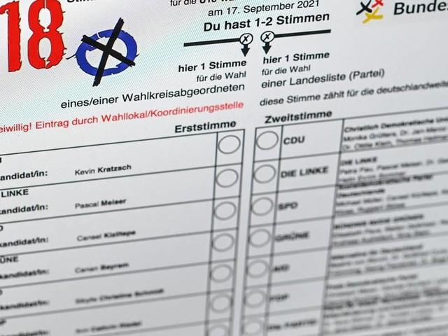 U18-Wahl: AfD holt die meisten Stimmen in Sachsen – CDU in Sachsen-Anhalt