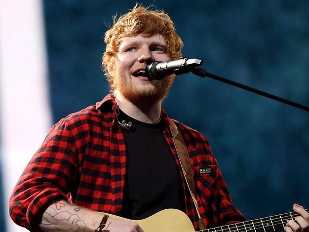 Nicht Köln: Ed Sheeran spielt 2022 drei Konzerte in Deutschland