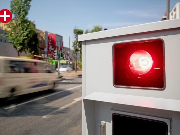 Verkehr: Blitzer-Standort in Arnsberg und Sundern