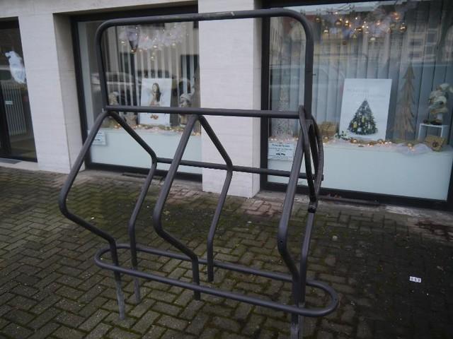 Fahrradparker in Köln