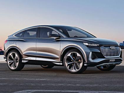Neue Audi (2021, 2022, 2023) Audi bringt bis zu vier neue Elektro-SUVs bis 2023
