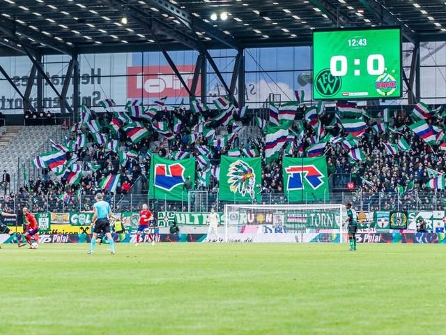 Warum Rapid im Tivolistadion Heimvorteil genießt