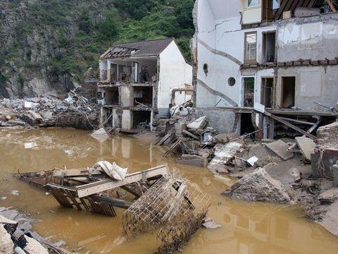 Bundesrat stimmt zu: Opfer der Hochwasserkatastrophe bekommen Milliardenhilfen
