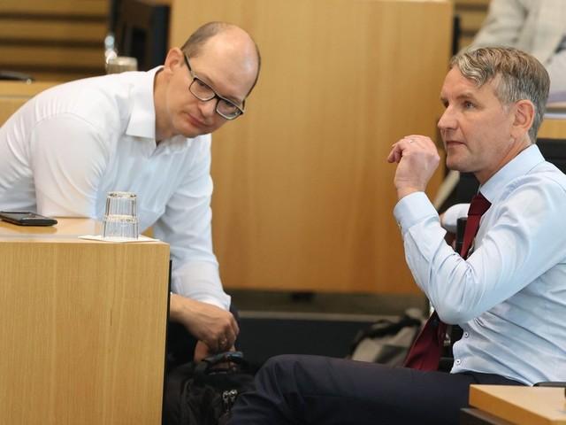 Björn Höcke und AfD scheitern mit Misstrauensvotum gegen Bodo Ramelow