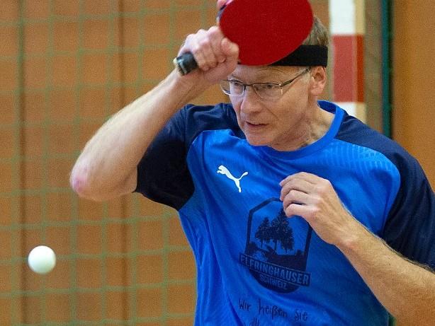 Hattingen: Tischtennis-Bezirksliga