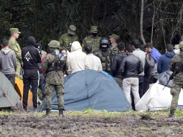 In Deutschland lebende Iraker schleusen Landsleute offenbar über Belarus ein