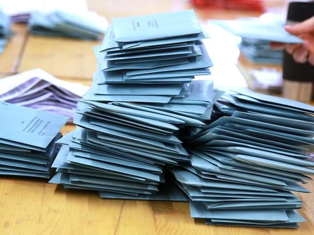Prognosen und Hochrechnungen nach der Bundestagswahl