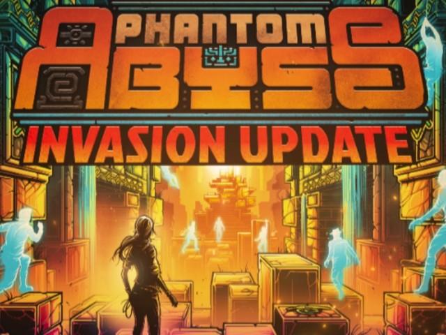 Phantom Abyss: Invasion-Update bringt mehr Feinde, Relikte und Fallen