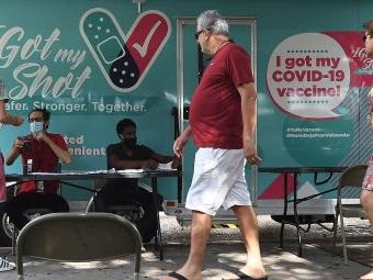 Impfnachfrage in den USA steigt mitten in neuer Coronawelle wieder