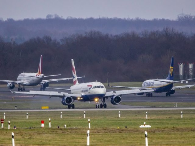 Statt Düsseldorf: British-Airways-Flug landet in Edinburgh