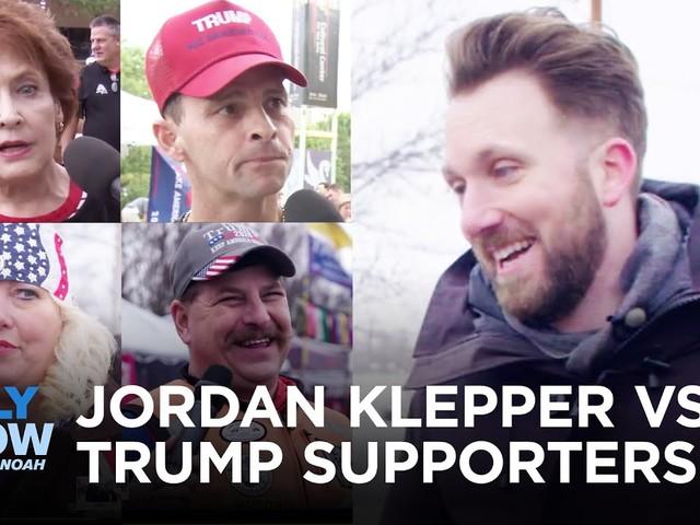 Best / Worst Of – Jordan Klepper vs. Trump Supporters