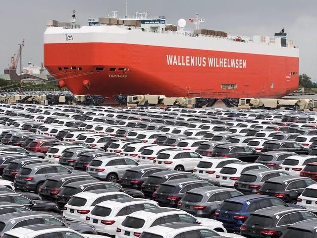 """Wäre """"nicht nachvollziehbar"""": Autoindustrie argumentiert gegen US-Strafzölle"""