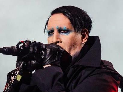 Marilyn Manson hat sich der Polizei gestellt